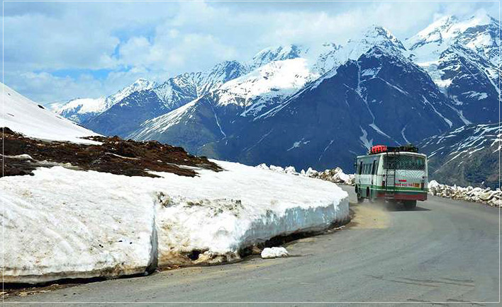 Image result for rohtang paas wallpaper